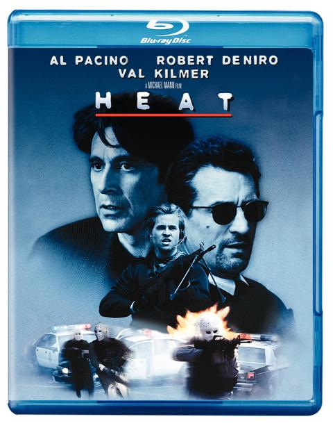 Heat was released on Blu-Ray on November 10th, 2009.