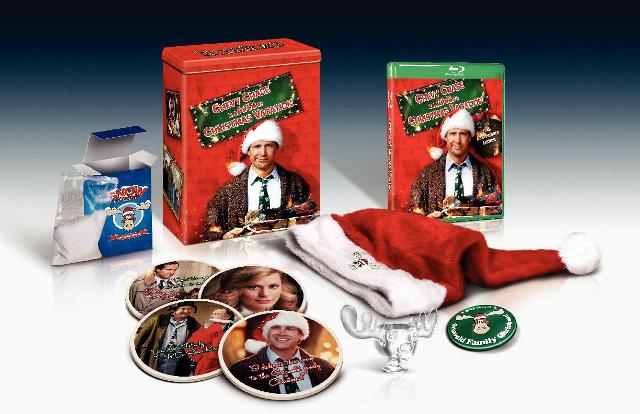National Lampoon's Christmas Vacation Ultimate Collector's Edition was released on DVD and Blu-Ray on November 3rd, 2009.