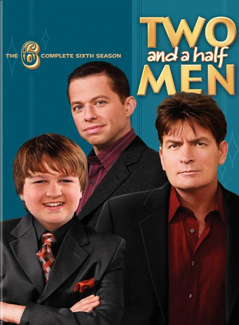 Two and a Half Men: The Complete Sixth Season was released on DVD on September 1st, 2009.