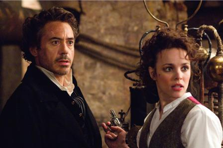 Sherlock Holmes was released on DVD and Blu-ray on March 30th, 2010.