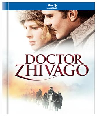 Doctor Zhivago was released on Blu-Ray on May 4th, 2010.