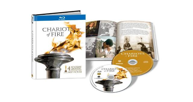 Chariots of Fire was released on Blu-ray on July 10, 2012