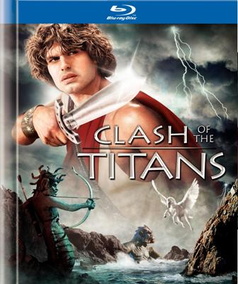 Clash of the Titans was released on Blu-Ray and DVD on March 2nd, 2010.