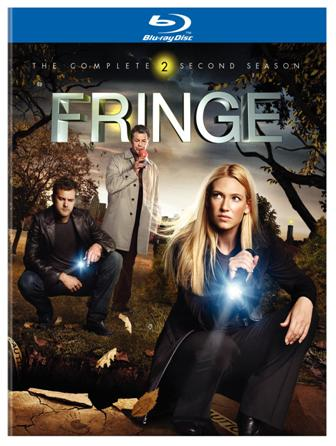 Fringe: The Complete Second Season was released on Blu-ray and DVD on September 14th, 2010