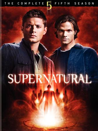Supernatural: The Complete Fifth Season was released on DVD on September 7th, 2010.