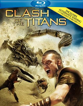 Clash of the Titans was released on Blu-Ray and DVD on July 27th, 2010.