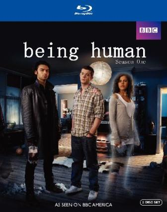 Being Human: Season One was released on DVD and Blu-ray on July 20th, 2010