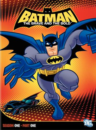 Batman: The Brave and the Bold: Season One, Part One  was released on DVD on August 17th, 2010