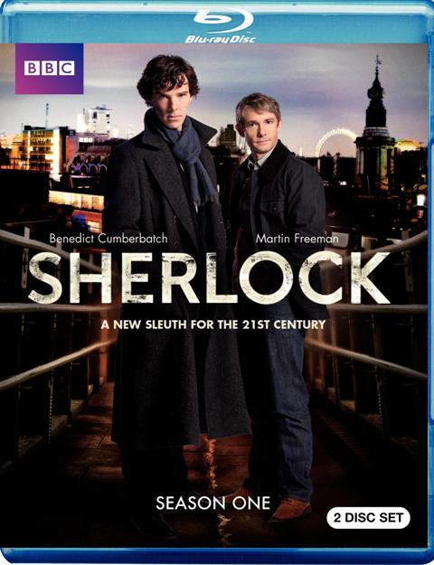 Sherlock: Season One was released on Blu-ray and DVD on November 9th, 2010