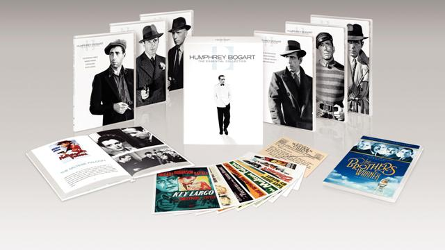 Humphrey Bogart: The Essential Collection was released on DVD on October 5th, 2010