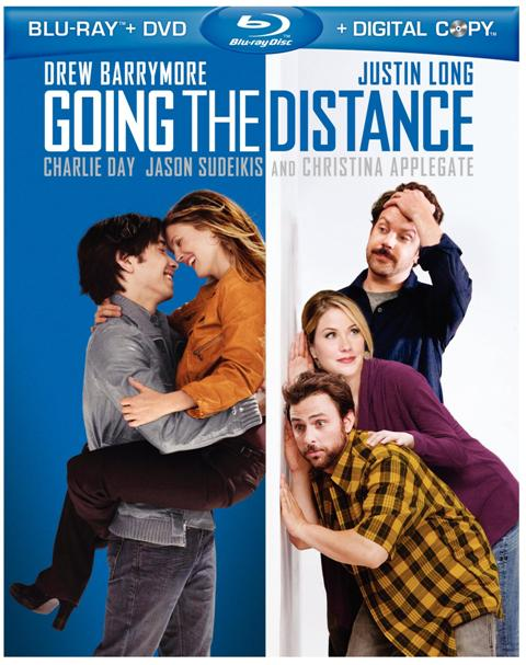 Going the Distance was released on Blu-Ray and DVD on November 30th, 2010.