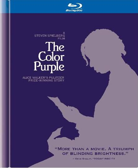 The Color Purple was released on Blu-Ray on January 25th, 2011
