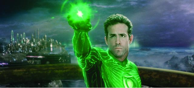 Green Lantern was released on Blu-ray and DVD on October 14th, 2011