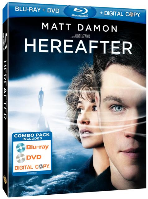 Hereafter was released on Blu-ray and DVD on March 15th, 2011