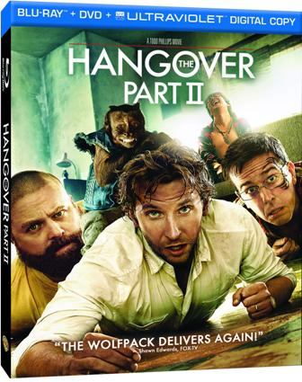 The Hangover, Part II was released on Blu-ray and DVD on December 6th, 2011