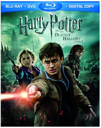 Harry Potter and the Deathly Hallows -- Part 2 was released on Blu-ray and DVD on November 11th, 2011