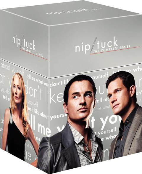 Nip/Tuck: The Complete Series was released on DVD on November 2nd, 2010
