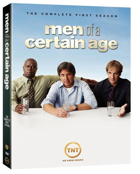 Men of a Certain Age: The Complete First Season was released on DVD on November 9th, 2010
