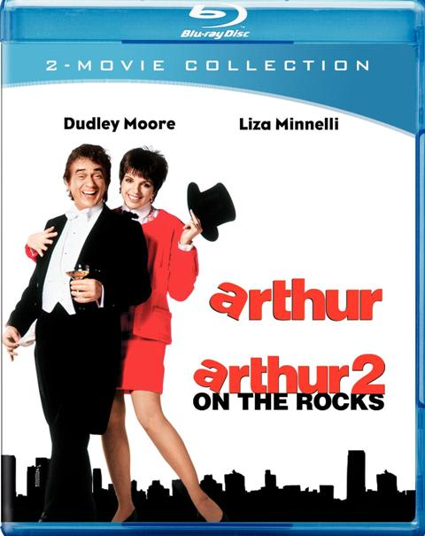 Arthur and Arthur 2: On the Rocks was released on Blu-Ray on April 5th, 2011