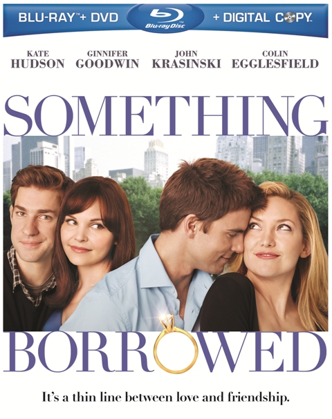 Something Borrowed was released on Blu-ray and DVD on August 16th, 2011