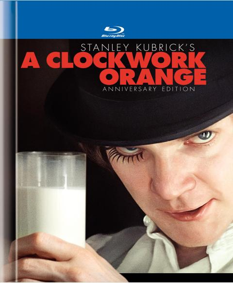 A Clockwork Orange: Anniversary Edition was released on Blu-Ray on May 31, 2011