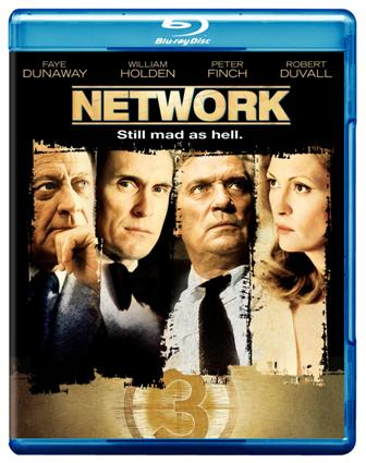 Network was released on Blu-Ray on February 15th, 2011