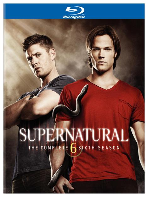 Supernatural: The Complete Fourth Season was released on Blu-Ray and DVD on September 1st, 2009.
