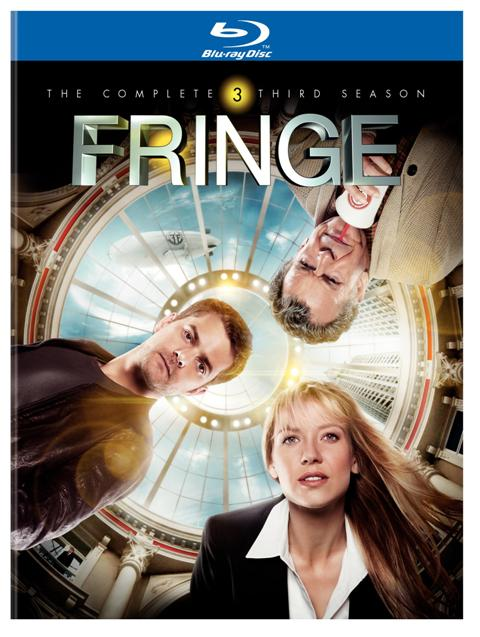 Fringe was released on Blu-ray and DVD on September 6th, 2011