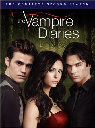 The Vampire Diaries: The Complete Second Season was released on Blu-ray and DVD on August 30th, 2011