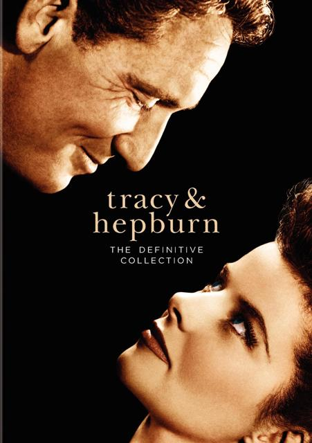 Tracy and Hepburn: The Definitive Collection was released on DVD on April 12th, 2011