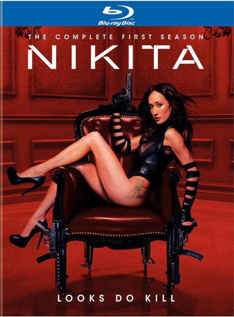 Nikita: The Complete First Season was released on Blu-ray and DVD on August 30th, 2011