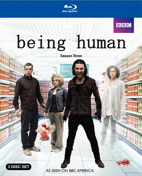 Being Human: Season Two was released on Blu-ray and DVD on September 21st, 2010
