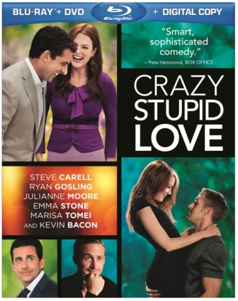 Crazy, Stupid, Love was released on Blu-ray and DVD on November 1st, 2011