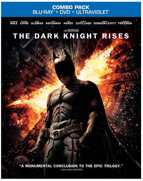 The Dark Knight Rises was released on Blu-ray and DVD on December 4, 2012