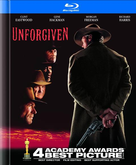 Unforgiven was released on Blu-ray and DVD on February 21, 2012