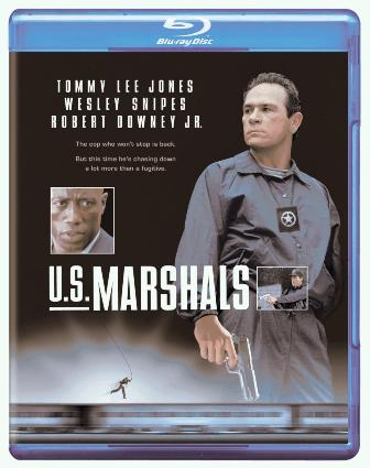 U.S. Marshals was released on Blu-ray on June 5, 2012