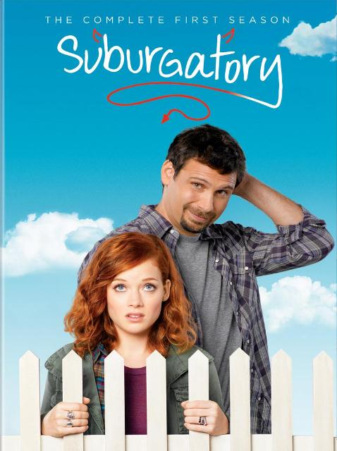 Suburgatory: The Complete First Season was released on DVD on September 18, 2012
