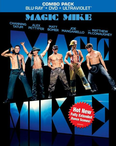 Magic Mike was released on Blu-ray and DVD on October 23, 2012