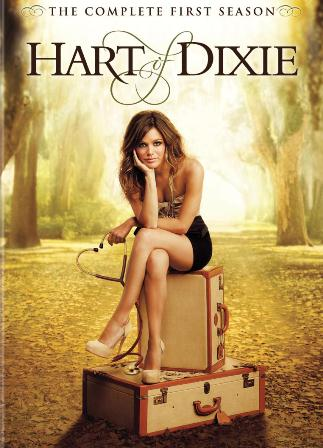 Hart of Dixie: The Complete First Season was released on DVD on October 2, 2012