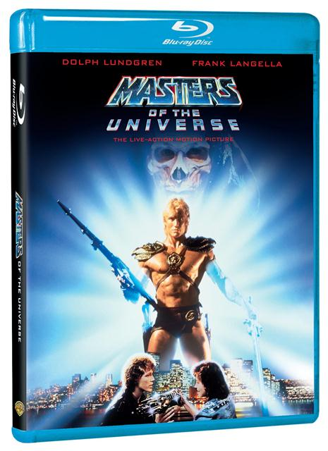 Masters of the Universe was released on Blu-ray on October 2, 2012
