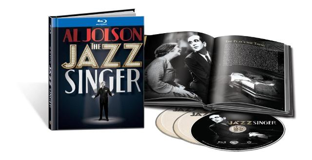 The Jazz Singer was released on Blu-ray on January 8, 2013