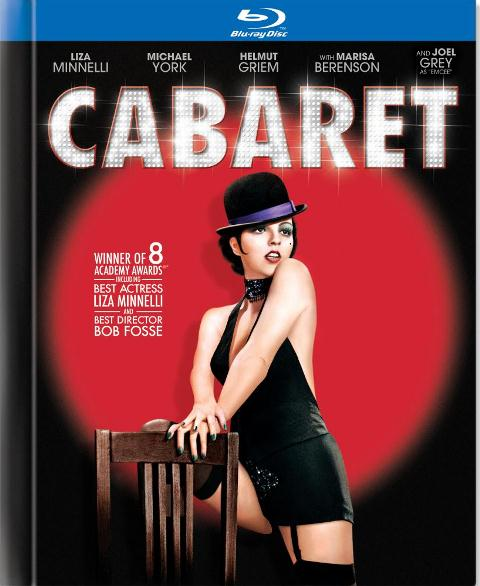 Cabaret was released on Blu-ray and DVD on February 5, 2013