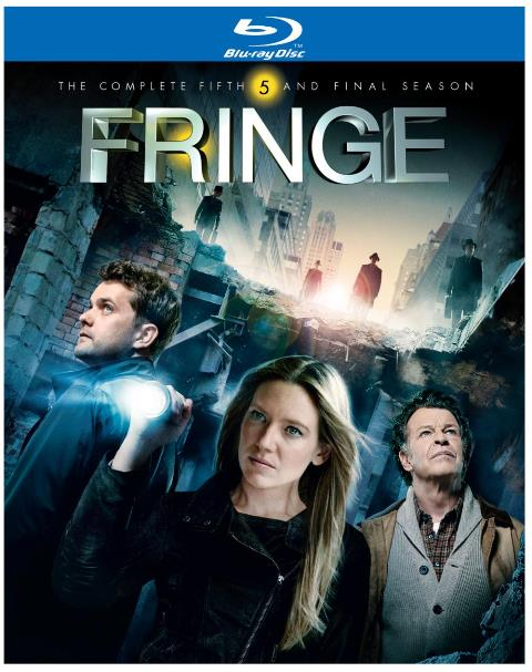 Fringe: The Fifth and Final Season was released on Blu-ray and DVD on May 7, 2013