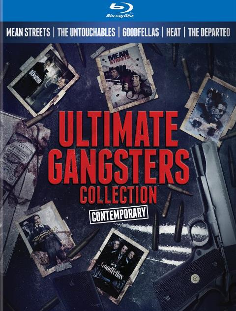 Ultimate Gangsters Collection was released on Blu-ray on May 21, 2013