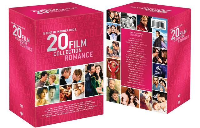 Best of Warner Bros. 20 Film Collection: Romance