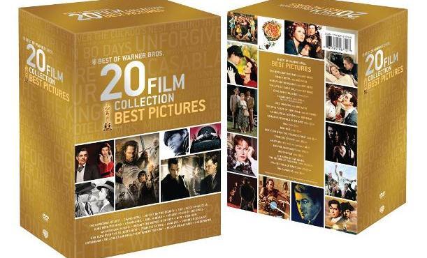 Best of Warner Bros. 20 Film Collection: Best Pictures