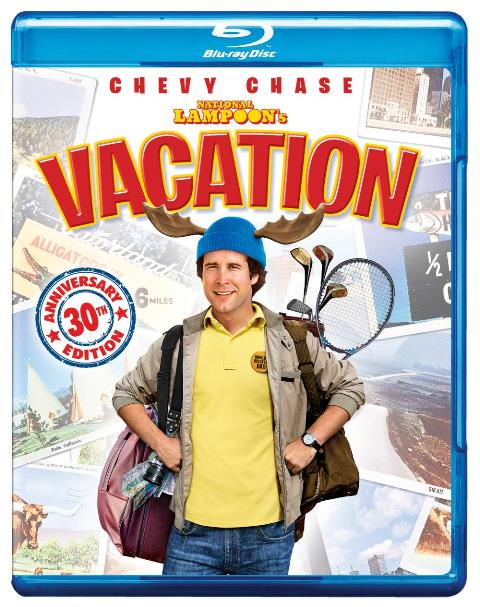 National Lampoon's Vacation: 30th Anniversary was released on Blu-ray and DVD on May 21, 2013