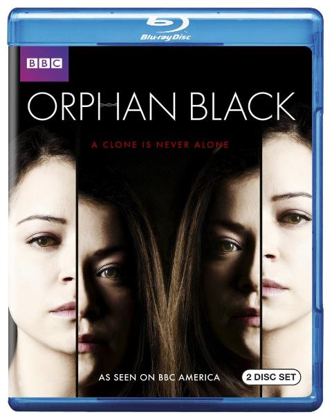 Orphan Black: Season One was released on Blu-ray and DVD on July 16, 2013