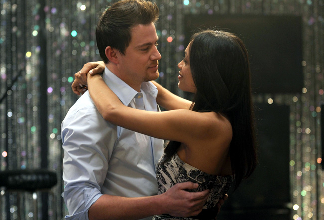 Channing Tatum and Rosario Dawson star in 10 Years