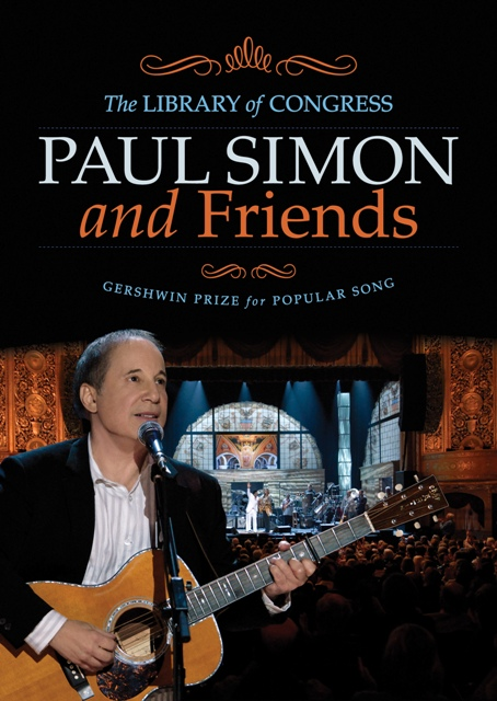 Paul Simon and Friends will be released on DVD on May 19th, 2009.